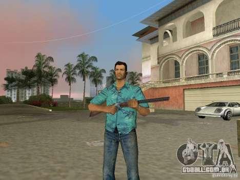Superior Parque Nacional armas para GTA Vice City segunda tela