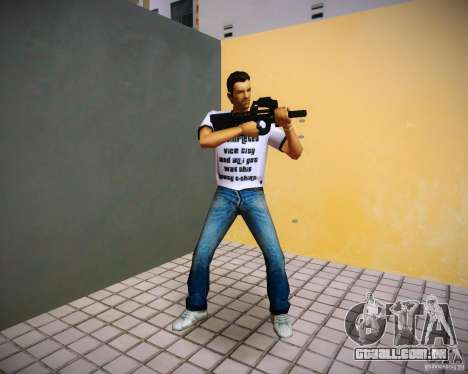 Pak de GTA 4 The Ballad of Gay Tony para GTA Vice City