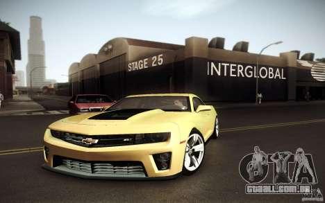 Beautiful ENBSeries para GTA San Andreas segunda tela