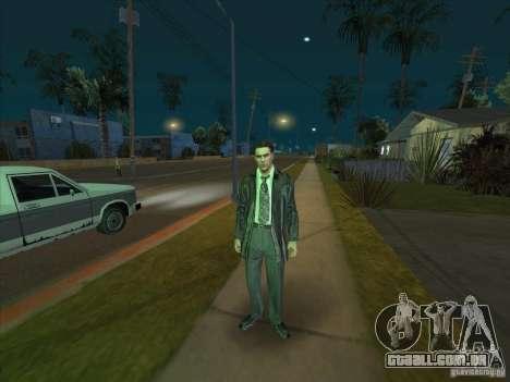 Max Payne para GTA San Andreas