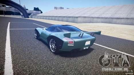 Devon GTX 10 v1.0 para GTA 4 vista direita