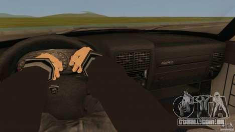 GAZ-310221 601 para GTA San Andreas traseira esquerda vista