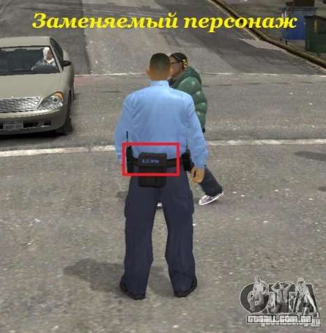 Ultimate NYPD Uniforms mod para GTA 4 oitavo tela