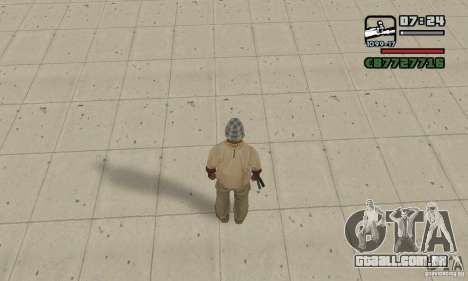 Euro money mod v 1.5 50 euros II para GTA San Andreas