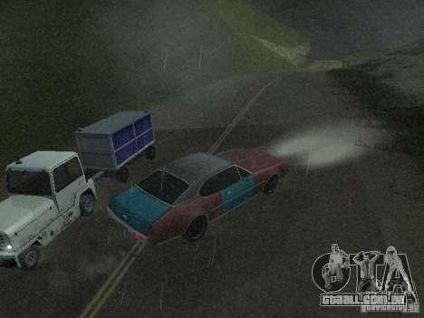 Carros com trailers para GTA San Andreas sétima tela