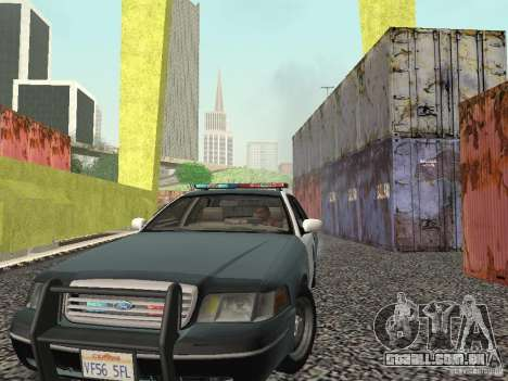 LowEND PCs ENB Config para GTA San Andreas terceira tela