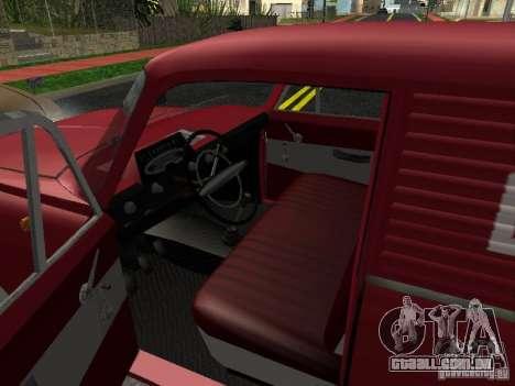 Moskvich 434 para GTA San Andreas vista direita