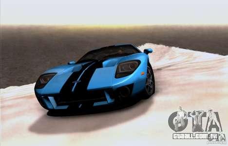 ENBSeries by HunterBoobs v3.0 para GTA San Andreas oitavo tela