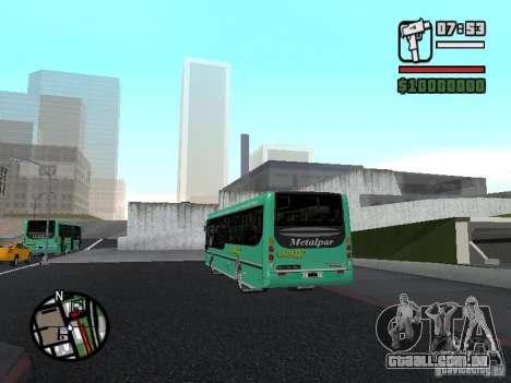 Metalpar 22 para GTA San Andreas esquerda vista