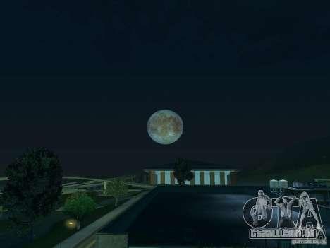 Lua: Europa para GTA San Andreas