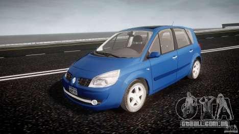 Renault Scenic II Phase 2 para GTA 4