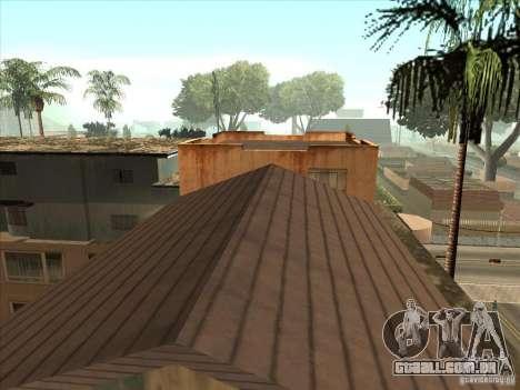 Mapa de Parkour e bmx para GTA San Andreas sétima tela
