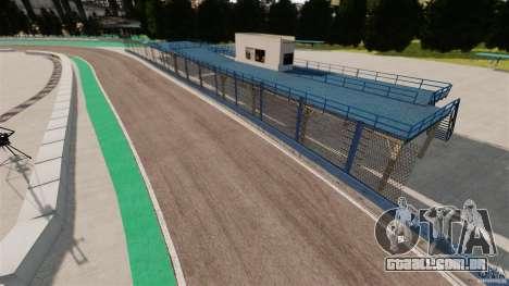 Ebisu Circuit para GTA 4 segundo screenshot