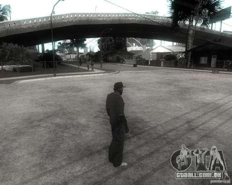 GTA SA - Black and White para GTA San Andreas