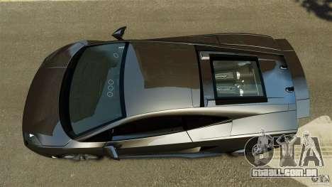 Lamborghini Gallardo LP570-4 Superleggera para GTA 4 vista direita