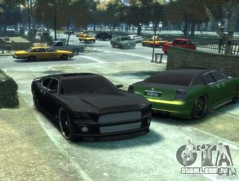 Civilian Buffalo DUB Edition v3.0 para GTA 4 traseira esquerda vista