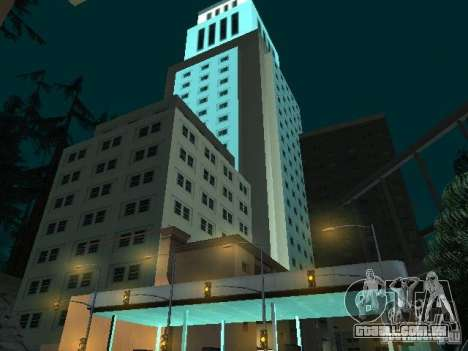 Nova cidade v1 para GTA San Andreas terceira tela
