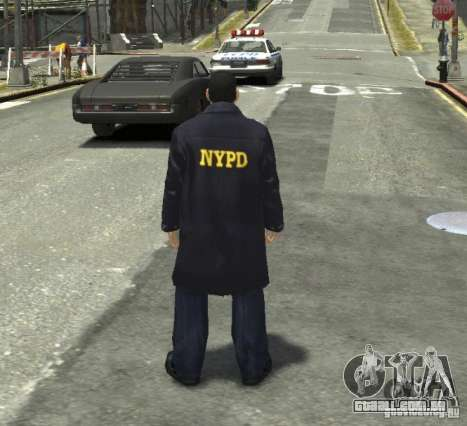 Ultimate NYPD Uniforms mod para GTA 4 quinto tela