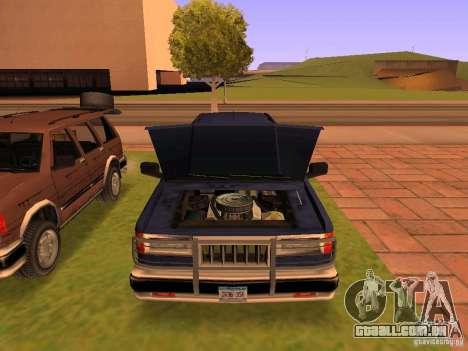 Mountainstalker S para o motor de GTA San Andreas