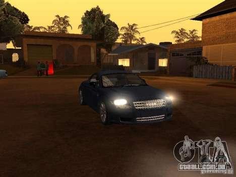 Audi TT 3.2 Quattro para GTA San Andreas
