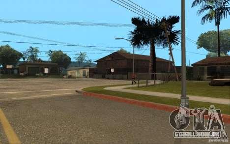 S.T.A.L.K.E.R House para GTA San Andreas quinto tela