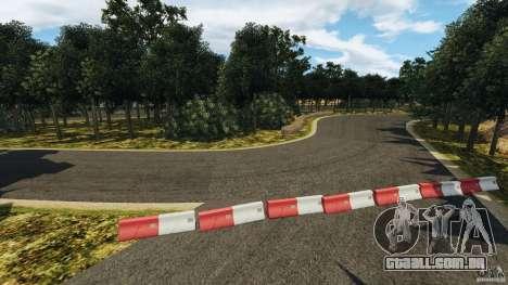 Bihoku Drift Track v1.0 para GTA 4 sétima tela