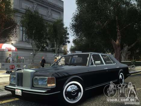 Rolls-Royce Silver Spirit 1990 para GTA 4