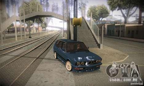 Posts intangíveis para GTA San Andreas por diante tela