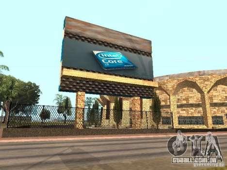 Um novo estádio em Los Santos para GTA San Andreas terceira tela