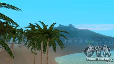 ENBSeries by Allen123 para GTA San Andreas quinto tela