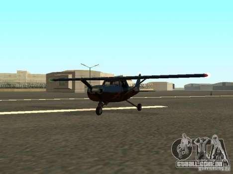 Um novo avião-Dodo para GTA San Andreas