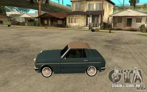Perenial Coupe para GTA San Andreas esquerda vista