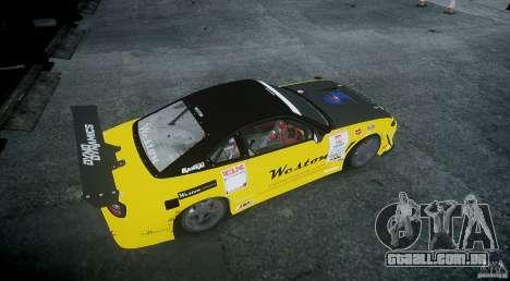 Nissan Silvia S15 v.3.0 para GTA 4 vista direita