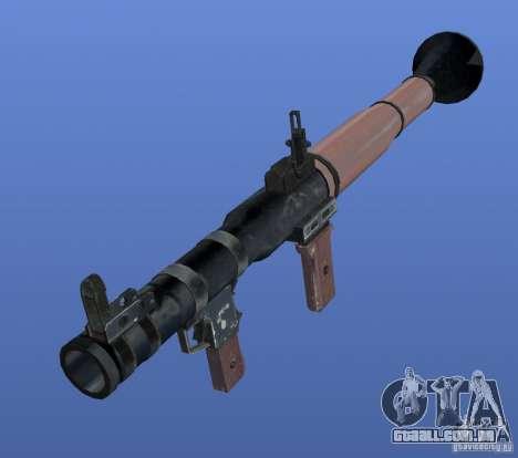 RPG Texture para GTA 4 segundo screenshot