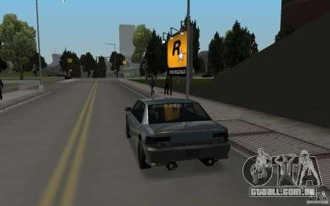 ENBSeries v1 for SA:MP para GTA San Andreas quinto tela
