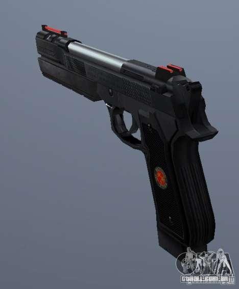 Desert Eagle para GTA San Andreas quinto tela