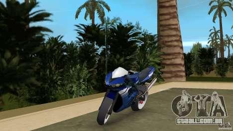 Yamaha YZF R6 2005 para GTA Vice City