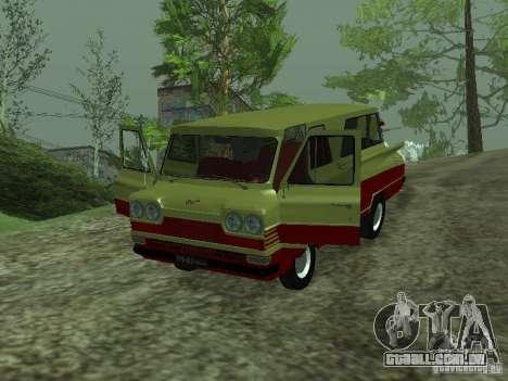 Veículo iniciar v 1.1 para GTA San Andreas vista direita