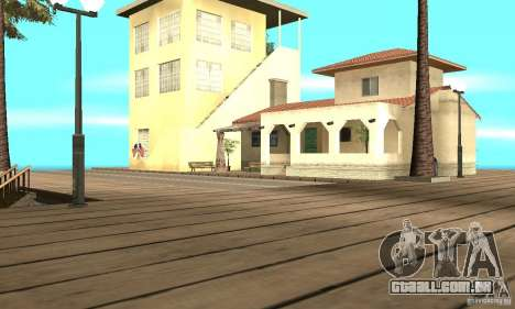 Dan Island v1.0 para GTA San Andreas quinto tela