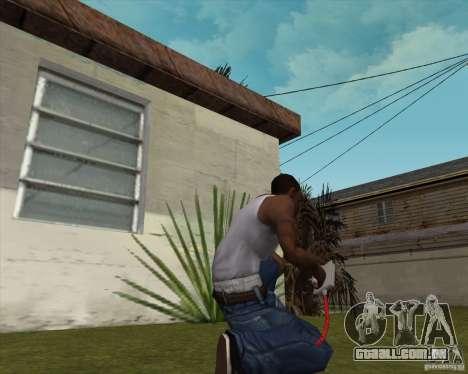 Desfibrilador para GTA San Andreas segunda tela