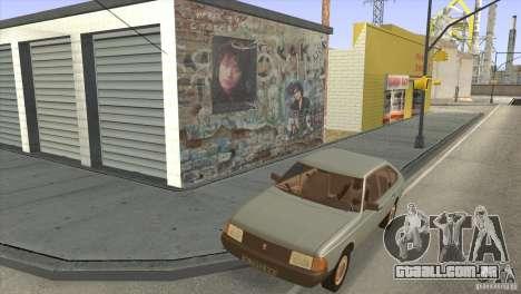 Músicas do filme na guitarra para GTA San Andreas sétima tela