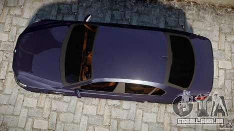 BMW M5 Lumma Tuning [BETA] para GTA 4 vista direita