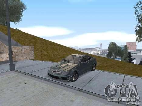 Los Angeles ENB modification Version 1.0 para GTA San Andreas quinto tela