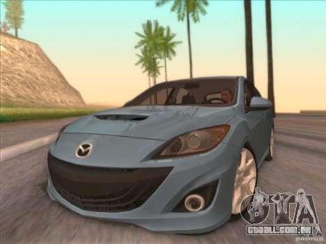 SGR ENB Settings para GTA San Andreas quinto tela