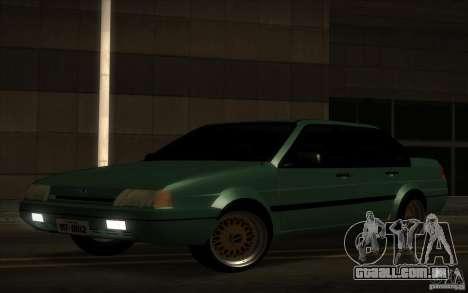 Ford Versailles 1992 para GTA San Andreas vista direita