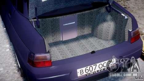 Vaz-21103 v 2.0 para GTA 4 vista direita
