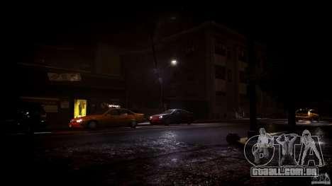 iCEnhancer 1.2 PhotoRealistic Edition para GTA 4 nono tela