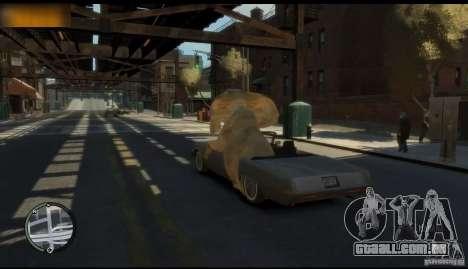Elefante para GTA 4 segundo screenshot