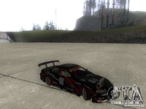 Toyota Soarer JZZ30 para GTA San Andreas vista direita