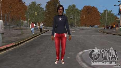 Player Selector para GTA 4 terceira tela